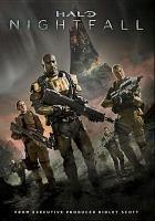 Cover image for Halo: nightfall