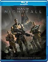 Cover image for Halo : nightfall