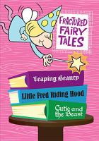 Cover image for Fractured fairy tales