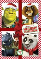 Cover image for DreamWorks holiday collection