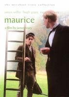 Imagen de portada para Maurice