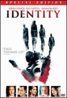 Cover image for Identity