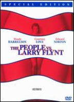 Cover image for People vs. Larry Flynt