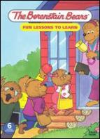 Cover image for The Berenstain Bears fun lessons to learn