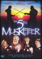Cover image for The 5th musketeer