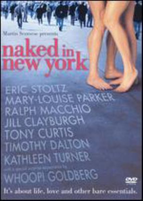 Cover image for Naked in New York