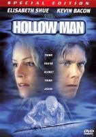 Imagen de portada para Hollow man