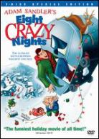 Imagen de portada para Adam Sandler's eight crazy nights