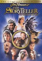 Cover image for Jim Henson's the storyteller Greek myths