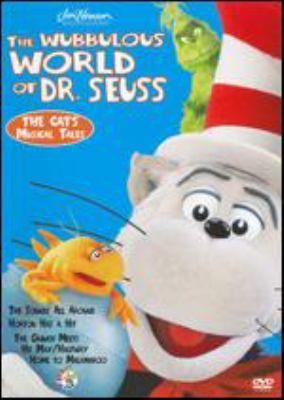 Cover image for The wubbulous world of Dr. Seuss. The cat's musical tales