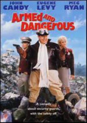 Cover image for Armed and dangerous