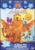 Cover image for Bear in the big blue house. Bear for all seasons