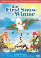 Cover image for The first snow of winter