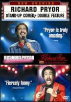 Cover image for Richard Pryor stand-up comedy double feature