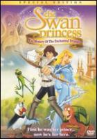 Cover image for The swan princess the mystery of the enchanted treasure