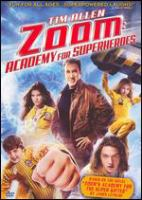 Cover image for Zoom. Academy for Superheroes