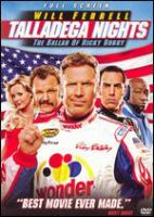Cover image for Talladega nights the ballad of Ricky Bobby