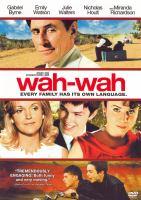 Imagen de portada para Wah-wah