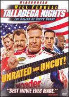 Cover image for Talladega nights. The ballad of Ricky Bobby