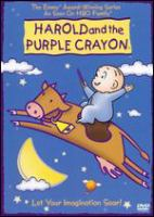 Cover image for Harold and the purple crayon. Let your imagination soar!