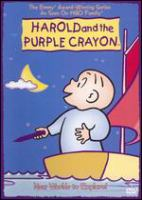 Imagen de portada para Harold and the purple crayon. New worlds to explore!