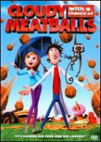 Cover image for Cloudy with a chance of meatballs