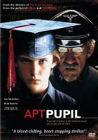 Cover image for Apt pupil