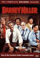 Cover image for Barney Miller The complete second season
