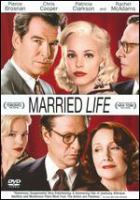 Cover image for Married life