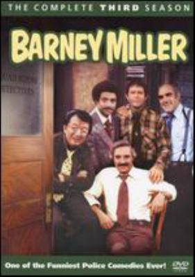 Cover image for Barney Miller. The complete third season