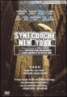 Cover image for Synecdoche, New York