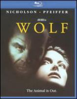 Cover image for Wolf