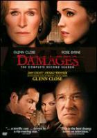 Cover image for Damages The complete second season