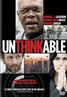 Cover image for Unthinkable