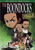 Cover image for The boondocks The complete third season