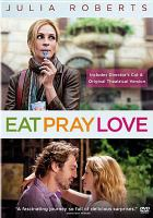 Cover image for Eat pray love