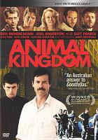 Cover image for Animal kingdom