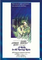 Cover image for A walk in the spring rain