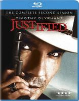 Cover image for Justified The complete second season