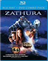 Cover image for Zathura