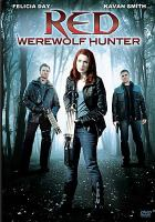 Cover image for Red werewolf hunter