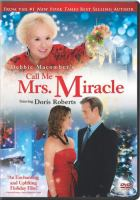 Cover image for Call me Mrs. Miracle