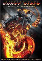 Cover image for Ghost Rider spirit of vengeance