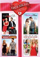 Cover image for The date night 4-movie collection