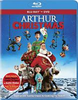 Cover image for Arthur Christmas