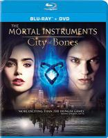Cover image for The mortal instruments: city of bones