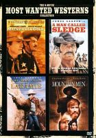 Cover image for The 4-movie most wanted westerns collection