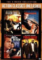 Cover image for Black dawn : 4-movie collection. Action classics unleashed