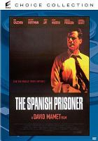 Cover image for The Spanish prisoner