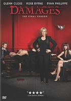 Cover image for Damages the fifth/final season